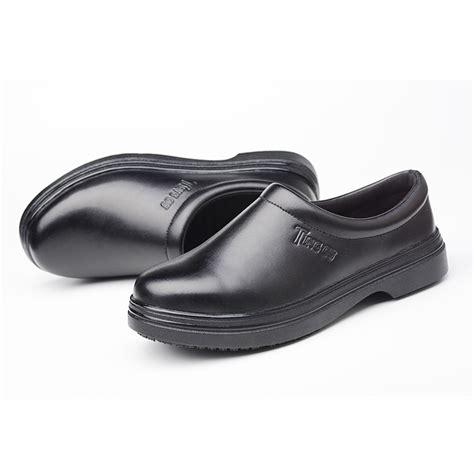chef shoes anti slip oil splash resistant heat resistant