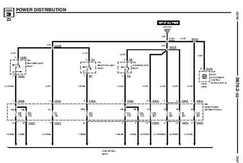 Bmw Z3 Electrical Diagram