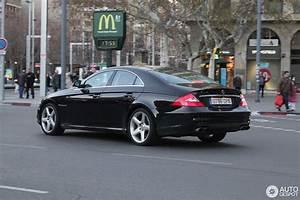 Mercedes 55 Amg : mercedes benz cls 55 amg 16 january 2018 autogespot ~ Medecine-chirurgie-esthetiques.com Avis de Voitures