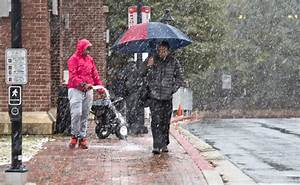 Wintry mix hits Anne Arundel County; crash sends three to ...