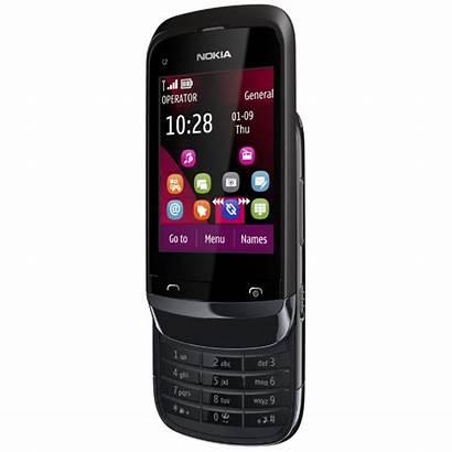 Nokia C2 Touch Type Slider Phone Slide