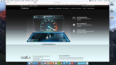 Test Fibra Movistar 300mb/30mb