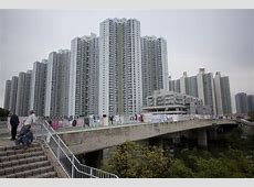 China Pulls Back on SecondHand Apartments in Hong Kong