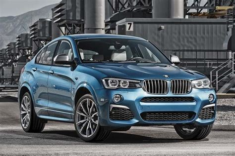 2018 Bmw X4 New Car Review Autotrader