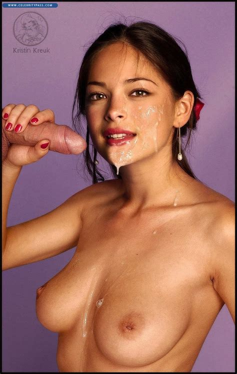 Kristen Kreuk Fake Nude Photo 00085 Kristin Kreuk Fake Nudes
