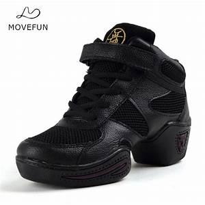 MoveFun New 2017 Dance Shoes Women Jazz Hip Hop Shoes ...