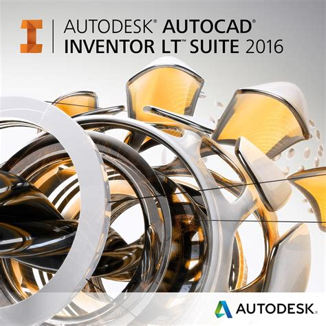 autodesk inventor 2016 autodesk autocad inventor lt suite 2016 5 pack software