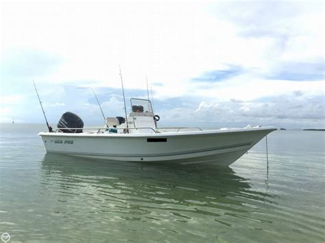 Used Sea Pro Boats For Sale Florida by Sea Pro 1900 Cc Boats For Sale Boats