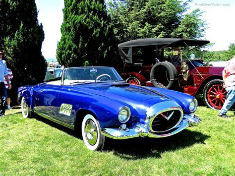 1954 Cadillac 2-door Convertible By Pinin Farina At