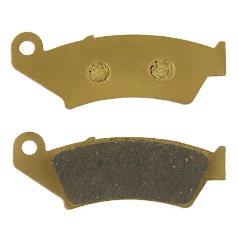 gas gas  ec roller  tsuboss front brake pad bs