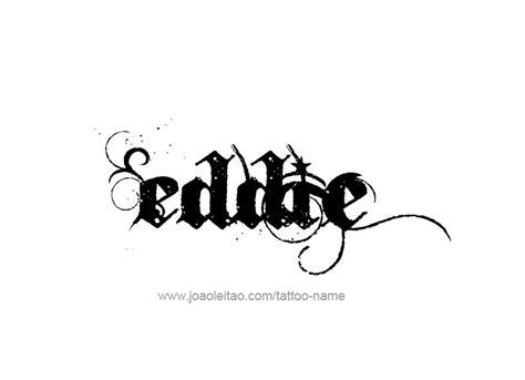 Neck Tattoos Men Names eddie  tattoo designs 729 x 529 · png