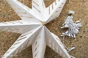 Hang Christmas Lights Up Or Down Hanging Star Lanterns A Christmas Front Porch Decorating