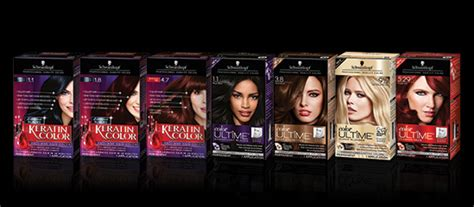 schwarzkopf hair care hair styling hair color products