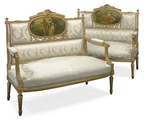 vintage settee for 1692 best sofa images on 6862