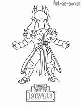 Fortnite Coloring King Ice Coloriage Printable Kleurplaat Colouring Sheets Battle Skin Characters Colorare Royale Disegni Season Epic Fortnight Dessin Drift sketch template
