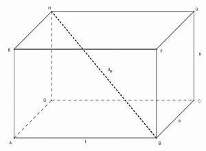 Höhe Eines Quaders Berechnen : raumdiagonale eines quaders ~ Themetempest.com Abrechnung