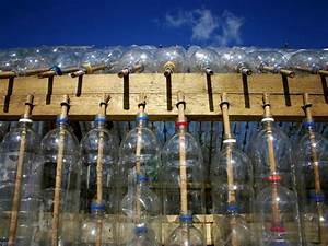 Construire Une Serre Pas Cher : construire une serre avec des bouteilles en plastique ~ Premium-room.com Idées de Décoration