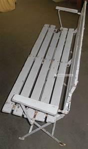 Gartenbank Metall Holz : gartenbank metall silber 072650 eine ~ Michelbontemps.com Haus und Dekorationen