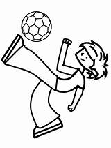 Coloring Sports Pages Boys Soccer Printable Volleyball Ball Boy Kicking Clipart Kick Cliparts Sheets Colouring Bestcoloringpagesforkids Clipartmag Library Clip Advertisement sketch template