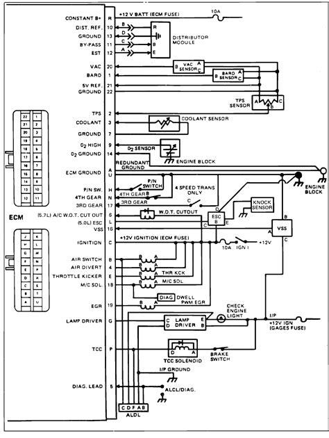 Chevy Camino Wiring Diagram