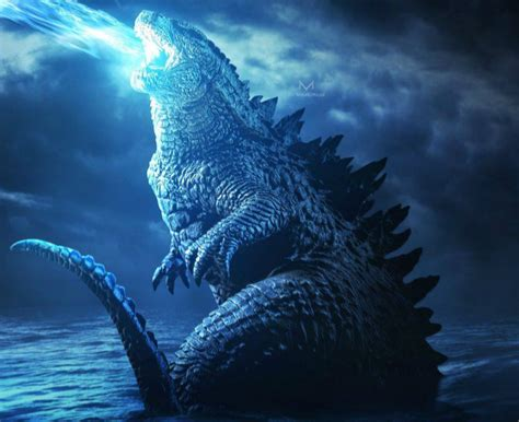 The Battle Begins In New 'godzilla