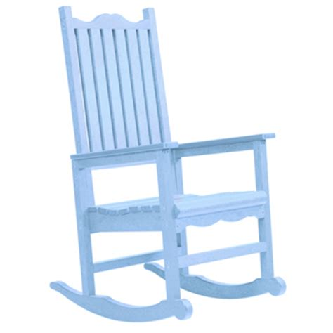 recycled plastic porch rocking chair patio furniture at