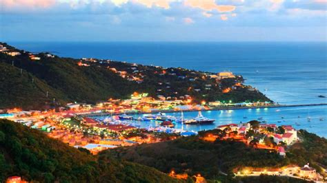 best time to visit or travel to st thomas virgin islands
