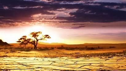 Africa Wallpapers Landscape Desktop Nature Resolution Savannah