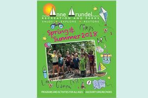 recreation amp sports arundel county md 444 | program guide cover 2 pyramid