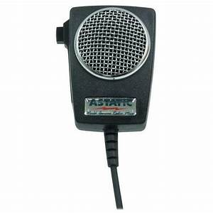 Astatic D104m6b Cb Ham Radio Microphone 4