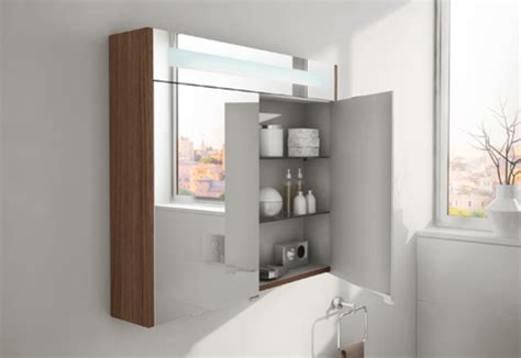 Mirrored Bathroom Cabinets by S20 Mirror Cabinet By Vitra Bathroom Stylepark