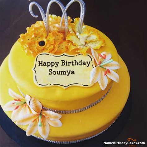 happy birthday soumya video  images