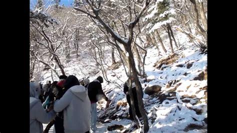 wisata korea selatan seoraksan national park