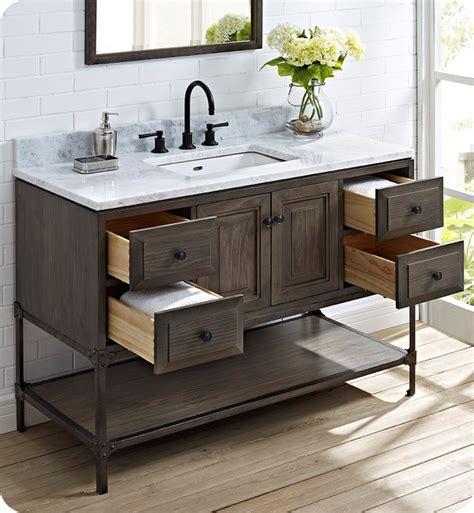 Bathroom Vanities Toledo Ohio Fairmont Designs 1401 48 Toledo 48 Inch Traditional