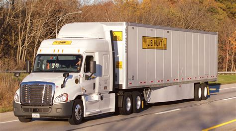 J.B. Hunt Revenues Rise on Higher Freight Volumes ...