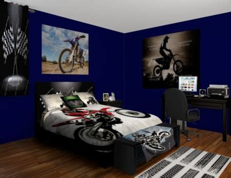 Motocross Sneek Bedroom Theme Featured At Httpwww. Speakers For Room. Pink And Green Kids Room. White Anchor Wall Decor. Rustic Decor. Rectangular Chandelier Dining Room. Decorative Wall Return Air Grille. Art Room Decor. Xmas Decorations Ideas Outside