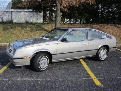 $4,000 1983 Chevy Cavalier Type10 F41 Hatchback For Sale