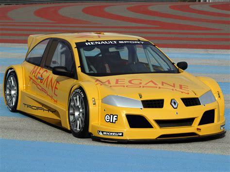Renault Racing by 2004 Renault Megane Trophy Concept Race Racing G Wallpaper