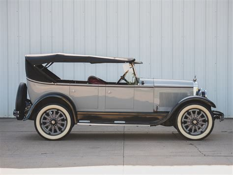 Other models price on request. RM Sotheby's - 1925 Buick Model 25S Standard Six Sport Touring | Hershey 2019