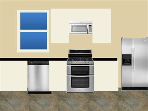 cabinet colors with stainless steel appliances kitchen step 1 paint colors kelley alex