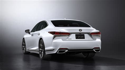 Lexus Ls Hd Picture by 2018 Lexus Ls 500 Wallpapers Hd Images Wsupercars