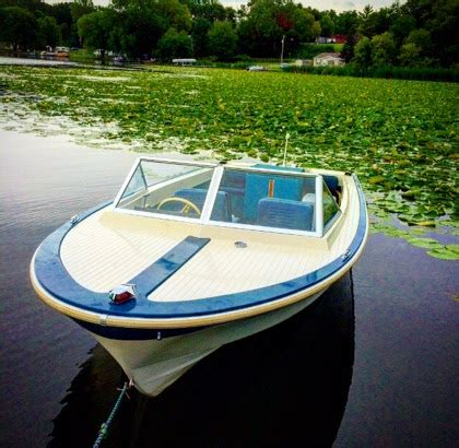Classic Fiberglass Boats For Sale California by 1971 Glasspar Citation Io Detail Classifieds