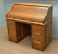 antique roll top desk Antique Roll Top Desk - Antiques World