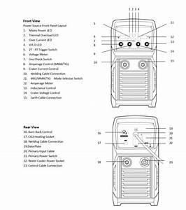 Tig Welding Schematic Diagram