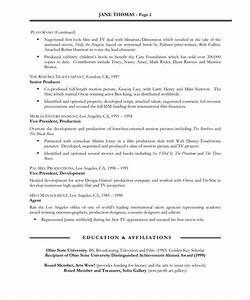 entertainment executive free resume samples blue sky With where can i view resumes online for free