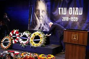 Mourners pay tribute to Israeli writer and peace advocate ...