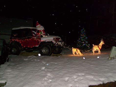 jeep christmas parade christmas jeep jeep cherokee forum