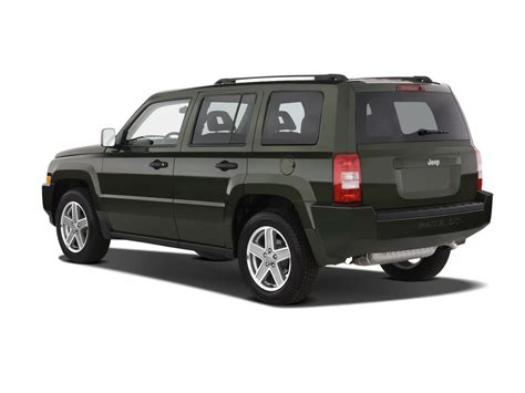 2008 Jeep Patriot Reviews And Rating
