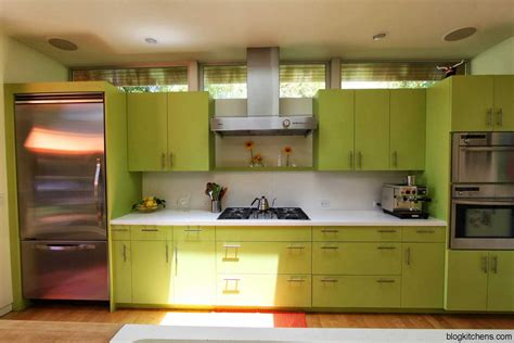 kitchen amazing green painted trends and yellow walls