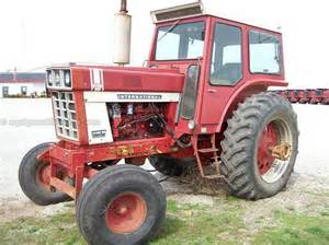 International Hydro 100 Tractors For Sale At